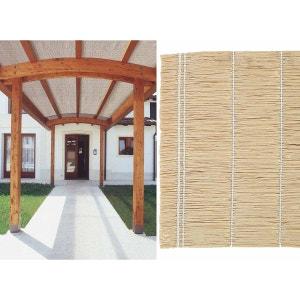 Store d'ombrage Multipaille 300 x H 150 cm Sable JARDIDECO