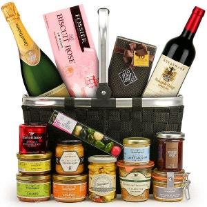 Panier gastronomique Le Prodigieux - Coffret cadeau 16 produits BIEN MANGER