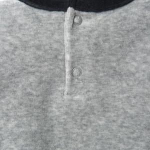 Conf. da 2 pigiama 2 pezzi in velluto da 0 mesi a 3 anni La Redoute Collections