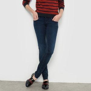 Skinny Jeans, Regular Waist, Length 32