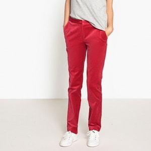 Pantaloni straight in velluto La Redoute Collections