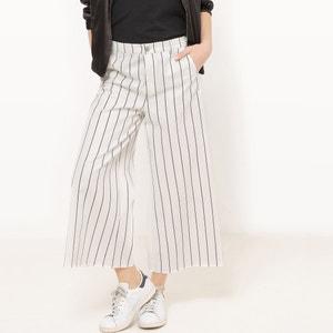 Falda pantalón a rayas R édition