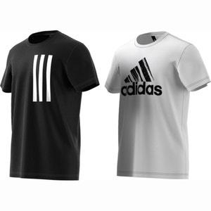 Camiseta de deporte, lote de 2 ADIDAS