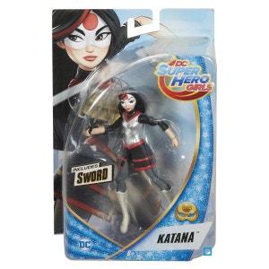 DC Super Hero Girl - Figurine Katana - MATDVG28 MATTEL