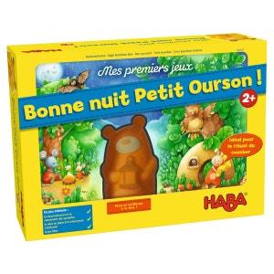 Mes premiers jeux : Bonne nuit petit ourson HABA