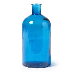 Vase Drummond, bleu 28 cm KAVEHOME