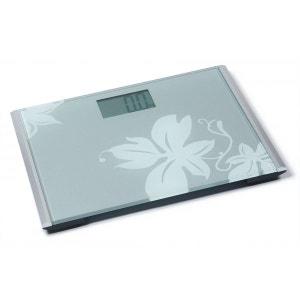 DOMO - Pèse-personne électronique en verre - Grande largeur 39cm - 200kg DOMO