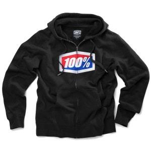 Official - Sweat-shirt Homme - noir 100%