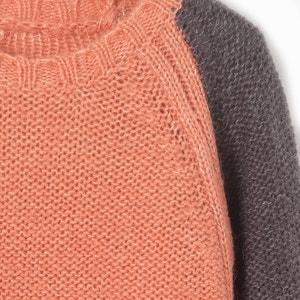 Camisola bicolor, 3-12 anos La Redoute Collections
