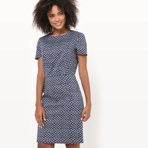 Bedrukte jurk La Redoute Collections