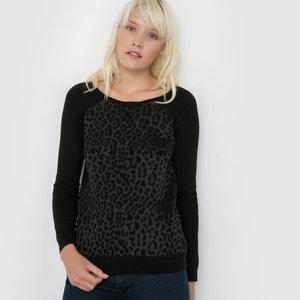 Sweter Pia motyw zwierzęcy SUNCOO