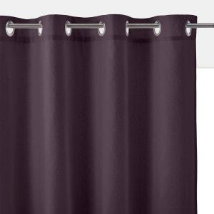 Rideau occultant métis lin/coton œillets TAÏMA La Redoute Interieurs