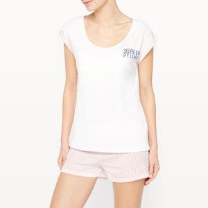 2-Piece Striped Short Pyjamas R édition