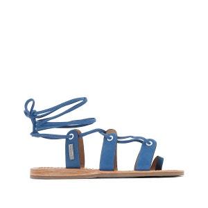 Sandales cuir Bakio LES TROPEZIENNES par M BELARBI