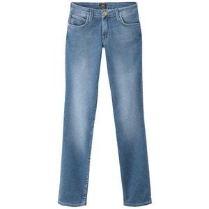 Rechte jeans, normale taille, lengte 31 LEE