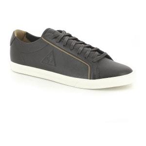 Chaussures Feret Atletic Leather Reglisse/Tan LE COQ SPORTIF