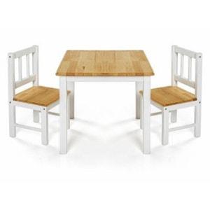 REER La table et les chaises pour enfants