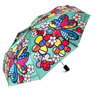Parapluie pliant Fleurs Britto PARASIDOSE