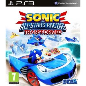 Sonic & All-Stars Racing Transformed PS3 SEGA
