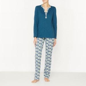 Pyjama en coton Louise Marnay