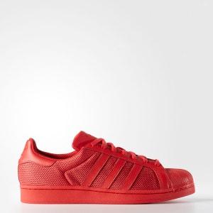 Baskets à lacets SUPERSTAR adidas