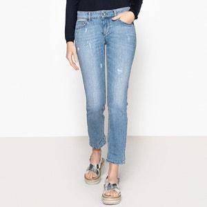 Skinny-Jeans, Stretch-Denim, normale Bundhöhe MONROE LIU JO