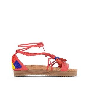Sandales semelle épaisse Jamaica COOLWAY