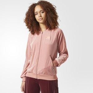 Giacca dritta con cerniera Adidas originals