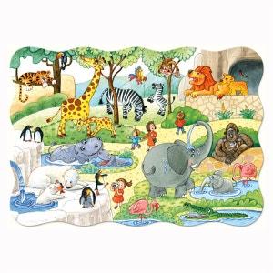 Puzzle 20 pièces maxi : Au zoo CASTORLAND
