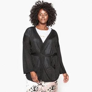 Gilet forme kimono CASTALUNA