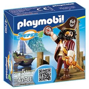 Playmobil 4798 : Super 4 : Barbe de requin PLAYMOBIL