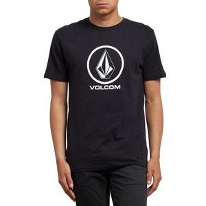 T-shirt de gola redonda, mangas curtas VOLCOM