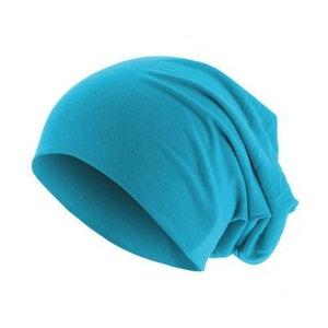 Bonnet Jersey Turquoise MASTERDIS Beanie Stretch URBAN CLASSICS
