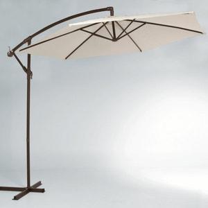 Parasol rond, bras déporté, avec socle La Redoute Interieurs