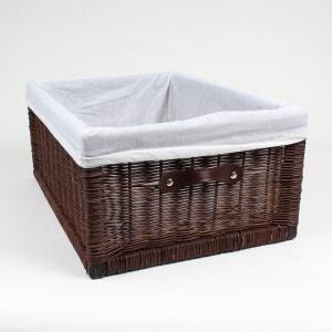 panier tiroir osier la redoute. Black Bedroom Furniture Sets. Home Design Ideas