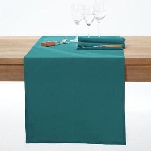 Tafelloper in zuiver katoen, behandeld tegen vlekken, Scénario SCENARIO