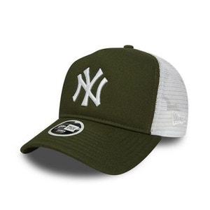 Casquette à filet pour femme New York Yankees ESSENTIAL TRUCK NEW ERA CAP