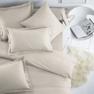 Fundas de almohada lisas algodón/poliéster SCENARIO