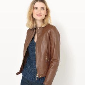 Veste en cuir femme de luxe