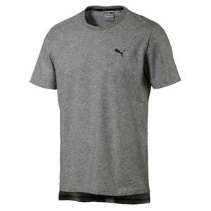Camiseta con cuello redondo estampada en la espalda PUMA