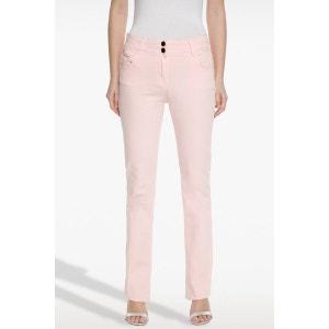 Pantalon droit ceinture large BREAL