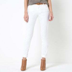 Pantalon droit 5 poches twill R essentiel