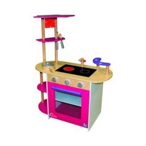 BABY-WALZ La cuisine de jeu en bois cuisine de jeu BABY-WALZ