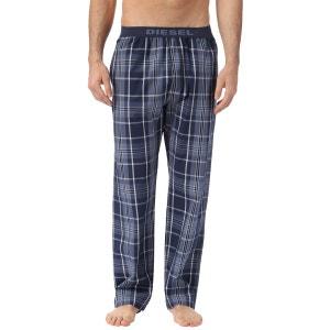 Pantalon de pyjama à carreaux pour homme en coton Mardock DIESEL