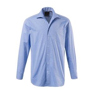 Camisa estampada, mangas compridas JP1880