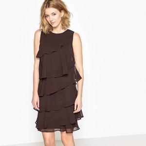 Ruffled Dress ANNE WEYBURN