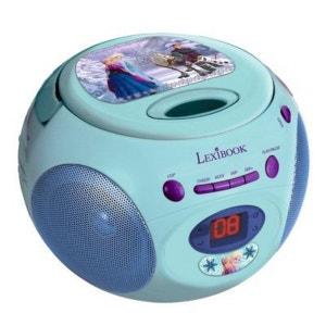 La Reine des Neiges - Radio Lecteur CD - LEXRCD102FZ LEXIBOOK