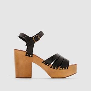 Sandales à talon haut, bride cheville, CASSANDRA COOLWAY