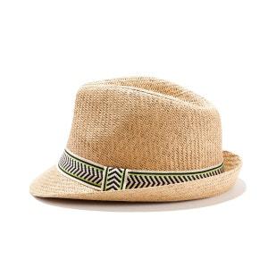 Chapeau galon ethnique La Redoute Collections