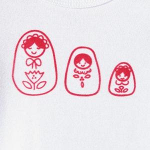 Body de algodón 0 meses - 3 años (lote de 3) La Redoute Collections